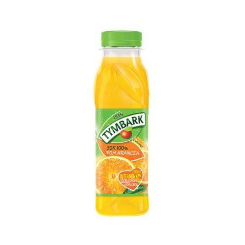 TYMBARK 300ml Sok 100% pomarańcza
