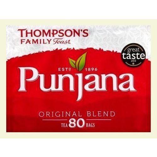 Thompsons Punjana Tea Bags 80 per pack