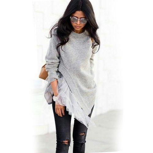 Sweter MELANY GREY
