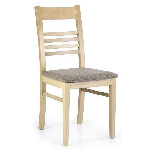 Krzesło drewniane Umer - dąb sonoma, V-PL-N-JULIUSZ-SONOMA-INARI23