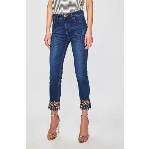 - jeansy miami blues, Desigual