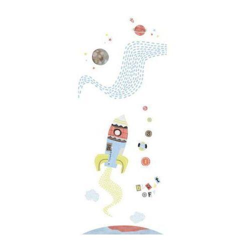Panel ścienny kosmos Happy World 17761102 Casadeco Bezpłatna wysyłka kurierem od 300 zł! Darmowy odbiór osobisty w Krakowie. - sprawdź w PiekneTapety.pl