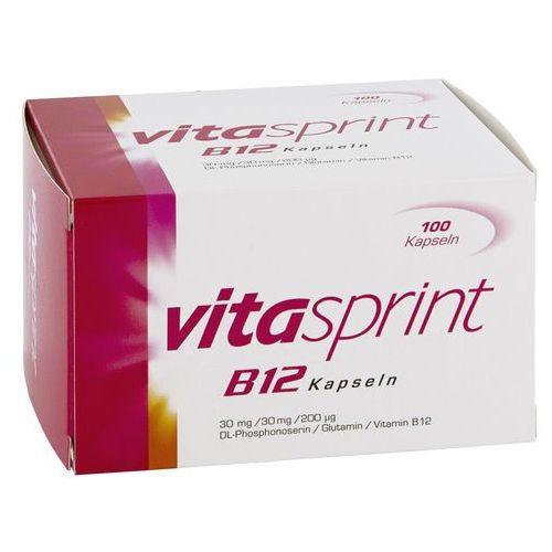 Vitasprint B12 kapsułki 100 szt. - produkt z kategorii- Odżywki zwiększające masę