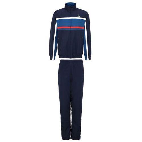 Lacoste Sport Dres navy blue/raffia matting/white