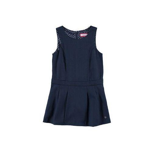 Sukienka w kolorze granatowym | rozmiar 164 (sukienka dziecięca)