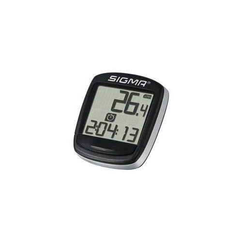 Licznik rowerowy Sigma Baseline 500 Czarny