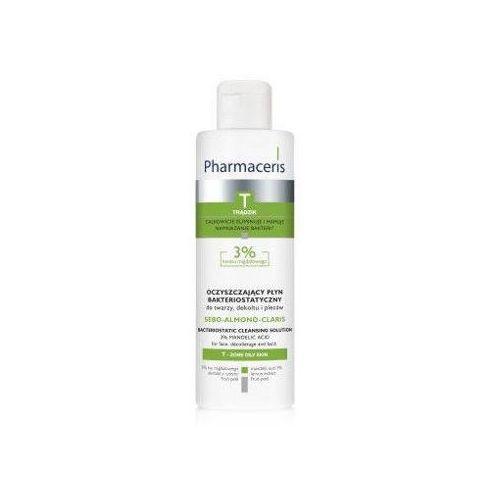 Pharmaceris T Sebo-Almond Claris Oczyszczający płyn bakteriostatyczny 190ml