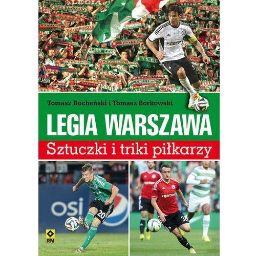 Legia Warszawa Sztuczki i triki piłkarzy - Dostępne od: 2014-11-17, RM