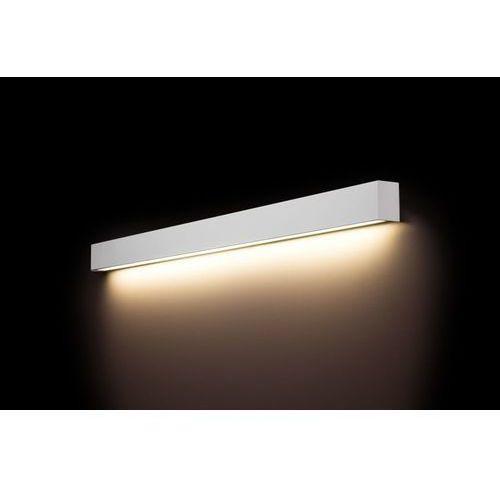 Nowodvorski Kinkiet straight wall led white l 120cm 9612 + rabat w koszyku za ilość!!! - biały \ 122,5 (5903139961295)