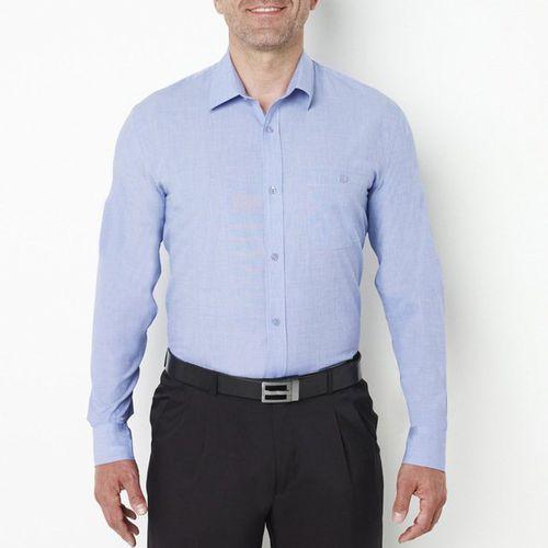 Koszula z długim rękawem, 100% bawełny, rozmiar 2