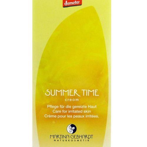 Martina gebhardt naturkosmetik Summer time krem do skóry zmęczonej słońcem 2 ml