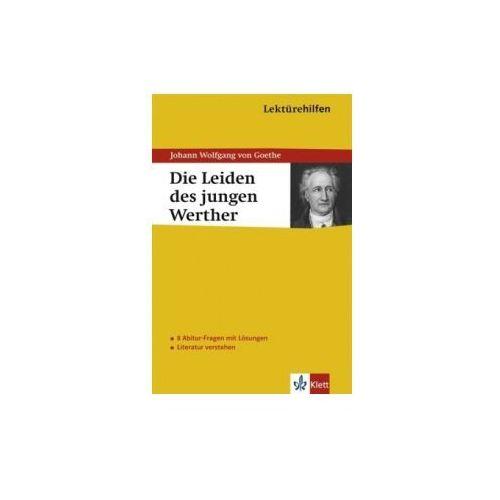 Lektürehilfen Johann Wolfgang von Goethe 'Die Leiden des jungen Werther' (9783129230060)