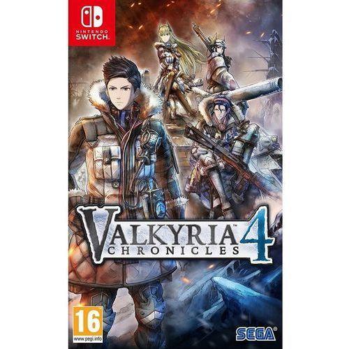 Sega Valkyria chronicles 4 - nintendo switch - strategia