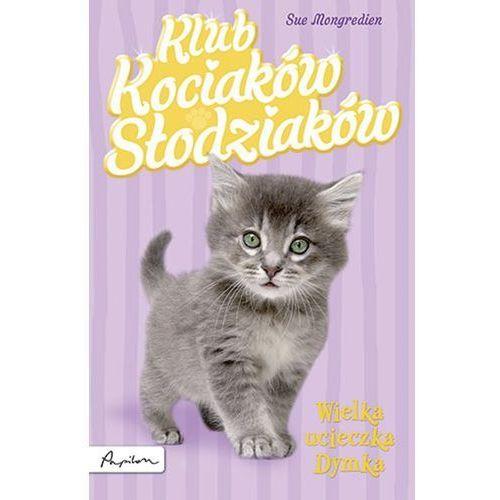 Klub Kociaków Słodziaków. Wielka ucieczka Dymka, oprawa broszurowa