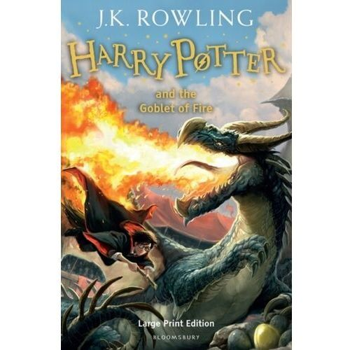 Harry Potter and the Goblet of Fire (9780747560821)