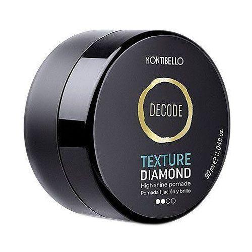 texture diamond pomada nabłyszczająca, modeluje i chroni pasma 90ml marki Montibello