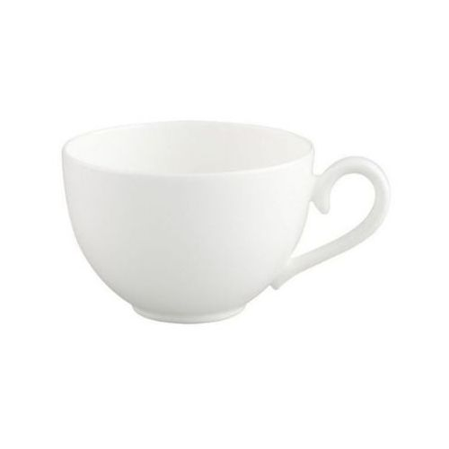 - white pearl filiżanka do kawy/herbaty pojemność: 0,20 l marki Villeroy & boch