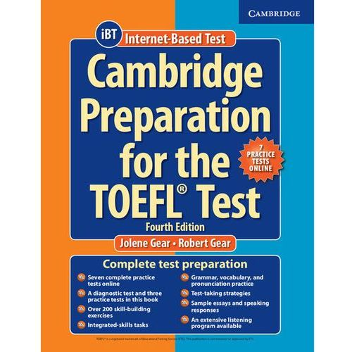 Cambridge Preparation for the TOEFL Test * natychmiastowa wysyłka od 4,99 (2014)