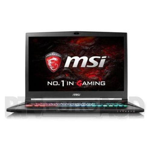 MSI GS73 8RE-034PL