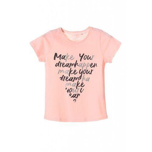 5.10.15. Koszulka dziewczęca bawełniana 4i3608