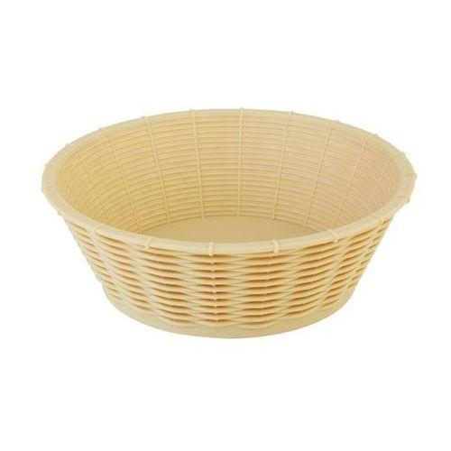 Koszyk okrągły do chleba lub owoców o średnicy 200mm | różne kolory