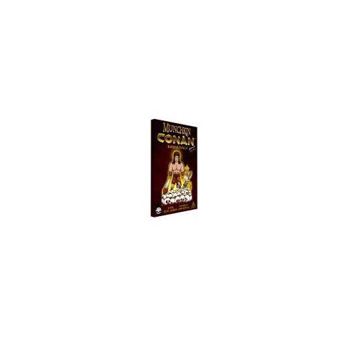 Black monk Munchkin conan (15 dodatkowych kart) - poznań, hiperszybka wysyłka od 5,99zł!