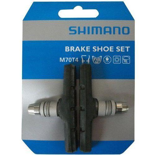 Shimano M70T4 - Klocki hamulcowe V-brake (4524667096542)