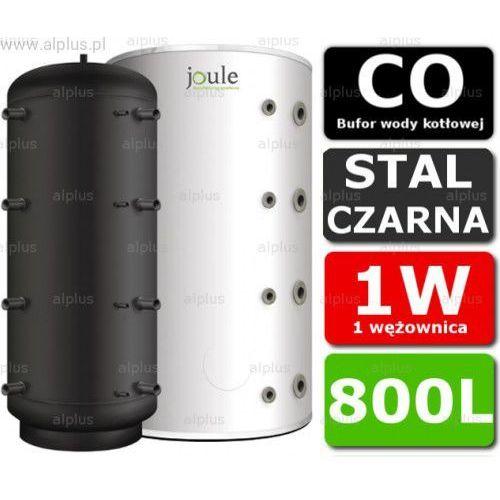 Bufor 800l 1w zbiornik buforowy akumulacyjny co z 1 wężownicą wysyłka gratis! marki Joule