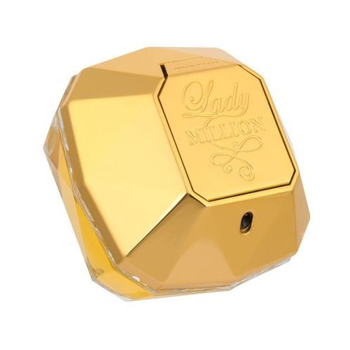 Paco rabanne lady million, woda perfumowana, 80ml, tester (w) (3349668508556)