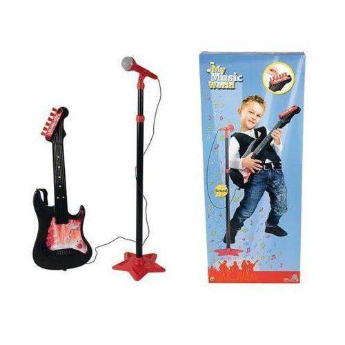 Simba Gitara z mikrofonem - darmowa dostawa od 199 zł!!! (4006592632236)