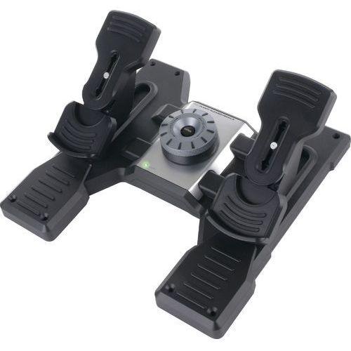 pro flight rudder pedals marki Saitek