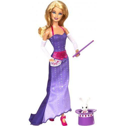 Mattel Lalka Barbie Bądź kim chcesz R4226, iluzjonistka - sprawdź w Mall.pl