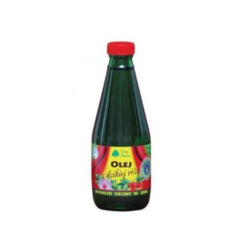 OLEJ Z DZIKIEJ RÓŻY ekologiczny 300 ml -tłoczony na zimno - Dary Natury (Oleje, oliwy i octy)