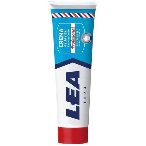 LEA Crema De Afeitar PROFESIONAL - krem do golenia w tubce XL 250gr, LEASC250