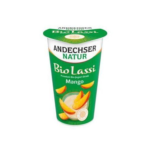 Andechser Jogurt pitny lassi mango 3,5% bio 250 g natur