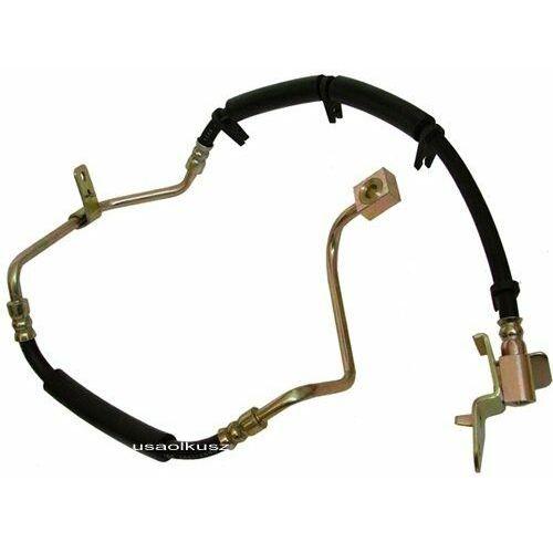 Przedni lewy elastyczny przewód hamulcowy Jeep Grand Cherokee WJ WG 1999-2004 52128093AB ze sklepu usaolkusz