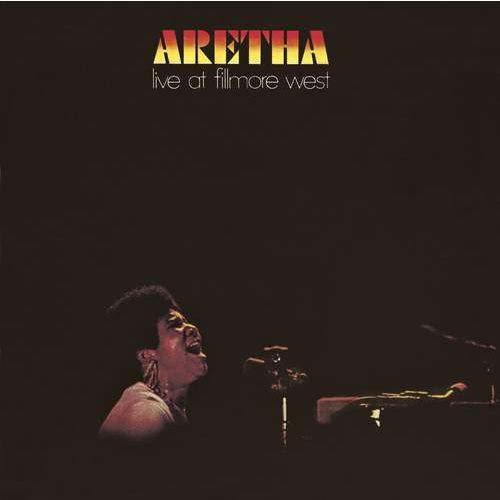 Warner music / atlantic Aretha live at fillmore west - aretha franklin (płyta cd) (0081227963033)