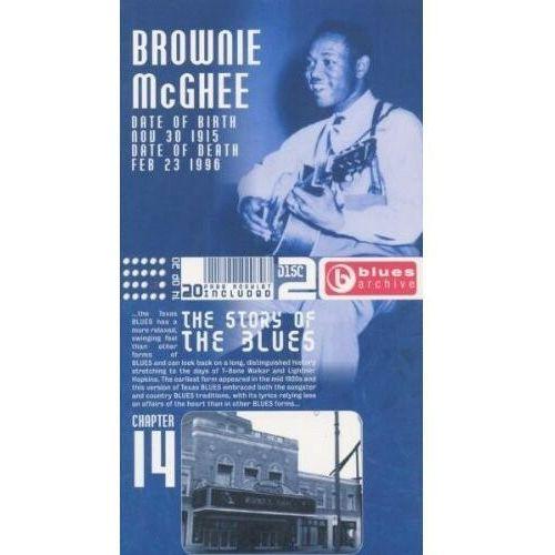BROWNIE MCGHEE - BLUES ARCHIVE (2CD), 4011222220707