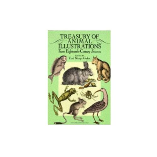 Treasury of Animal Illustrations from Eighteenth Century Sources