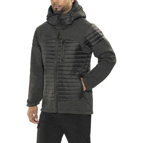 Bergans osen down/wool kurtka mężczyźni czarny l 2018 kurtki syntetyczne