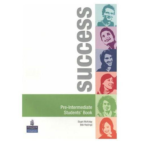 Success Pre-Intermediate Students Book Pack (9781405851923)