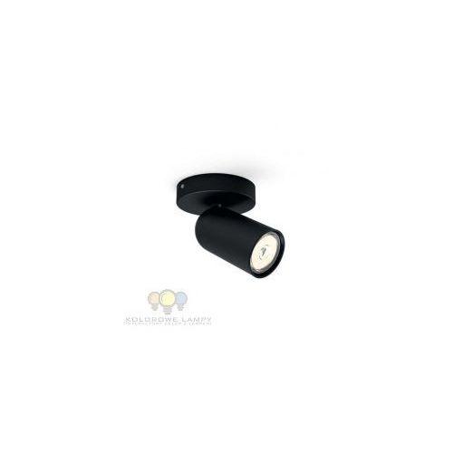 Oświetlenie punktowe pongee, czarny, 50581/30/pn -- zapytaj ile mamy od ręki -- marki Philips