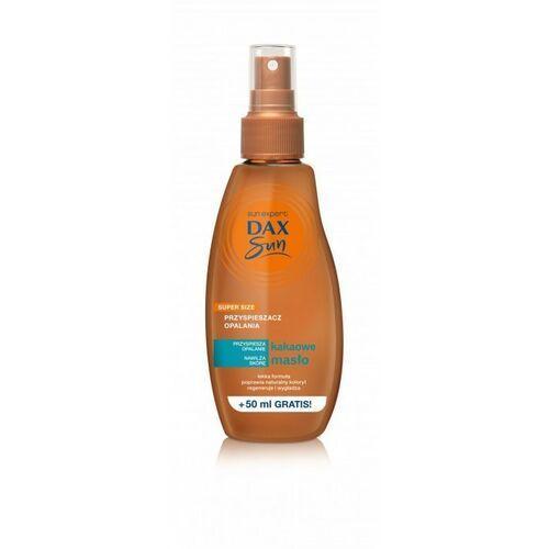 Dax cosmetics Dax sun przyspieszacz opalania z masłem kakaowym - spray 200ml