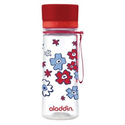 Butelka na wodę aveo 0.35l czerwona marki Aladdin