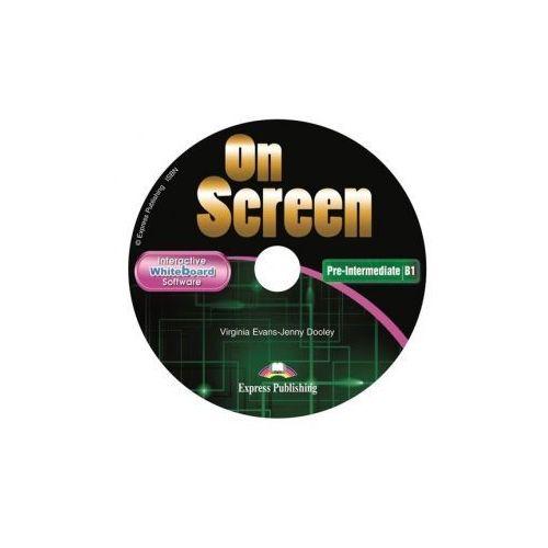 On Screen Pre-Intermediate (B1). Oprogramowanie Tablicy Interaktywnej, Virginia Evans, Jenny Dooley