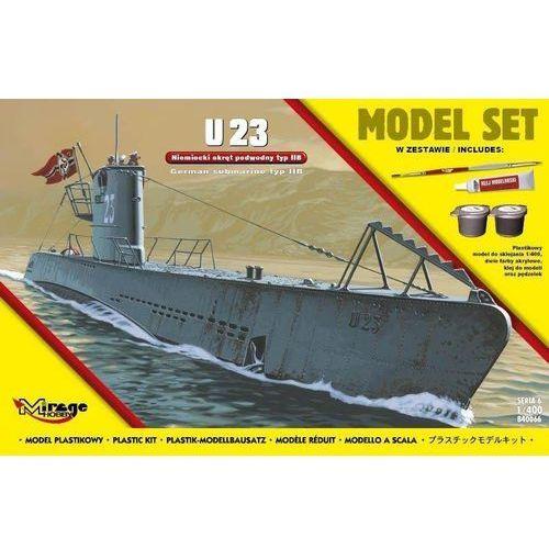 Okręt podwodny u23 marki Mirage hobby