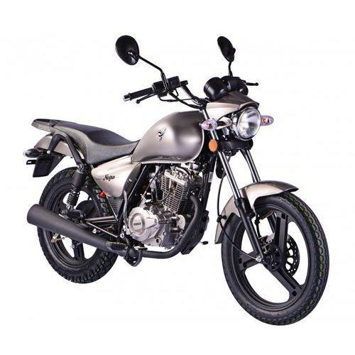 Motocykl ZIPP TOROS ZT125-3A Negro 125 Srebrny (2015) od Media Expert