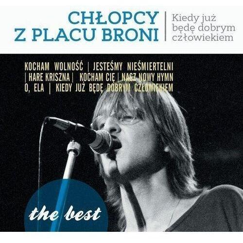 Mtj Kiedy ju b d dobrym cz owiekiem - the best - ch opcy z placu broni (płyta cd)