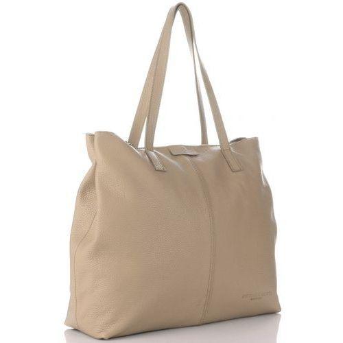 e3a2f347745db Vittoria gotti Włoskie torby skórzane w rozmiarze xl na każda okazję  ziemiste (kolory) 279,00 zł lubisz bezkompromisowe i potężnie wytwarzane  torebki ...