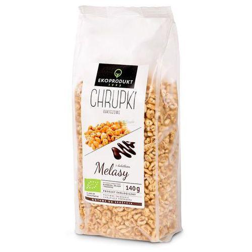 Ekoprodukt (ciastka, chlebki, musli) Chrupki orkiszowe z melasą bio 140 g - ekoprodukt (5903548003944)